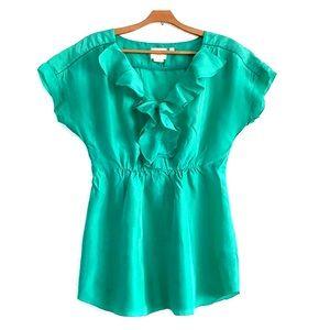 VANESSA VIRGINIA silk blouse - sz 6